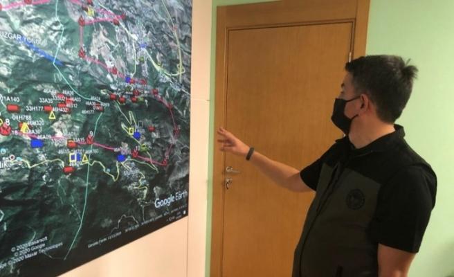 Bakan Pakdemirli Hatay'daki orman yangınına ilişkin açıklamada bulundu