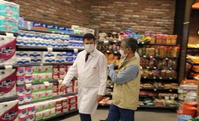 Başkent'te gıda denetimlerinde 500'ün üzerinde işletmeye 5 milyon TL idari para cezası kesildi