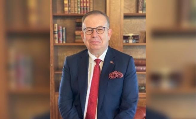 BAU DEGS Başkanı Doç. Dr. Cihat Yaycı'dan önemli 'Mavi Vatan' haritası açıklaması