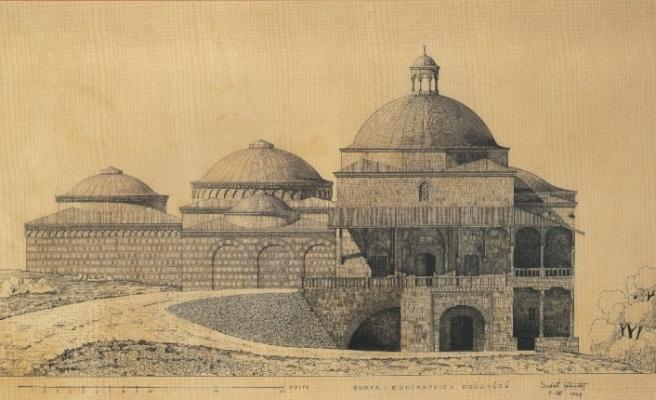 Bursa 6 asırlık mimarîyle Avrupa vitrininde