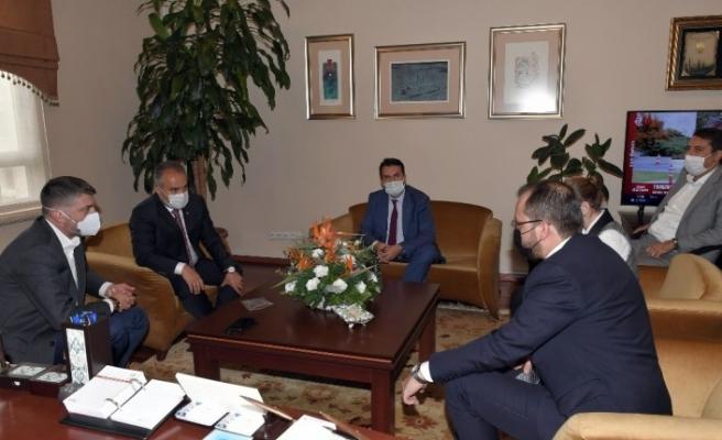 Büyükşehir ve Osmangazi'den Bursa için iş birliği