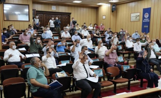 CHP ve HDP Meclis üyeleri, şehit isminin parka verilmesini reddetti