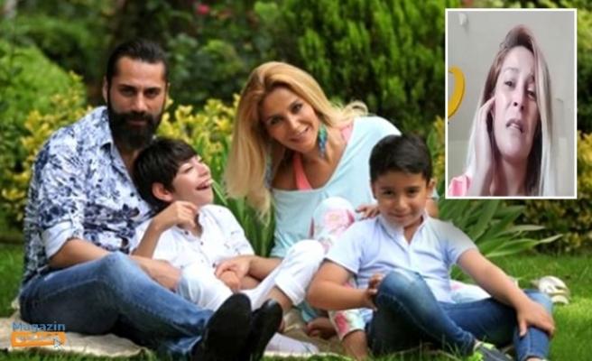 Çılgın Sedat'ın Eşi Özlem Kapurtu Gözyaşlarına Boğuldu!
