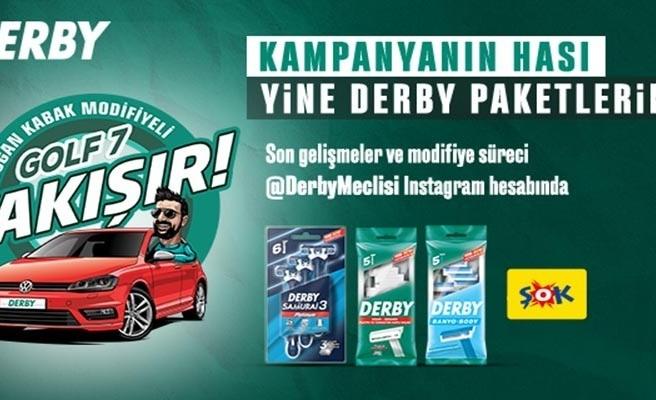 Derby'nin modifiye araç kampanyası bu yıl da kontak kapatmayacak