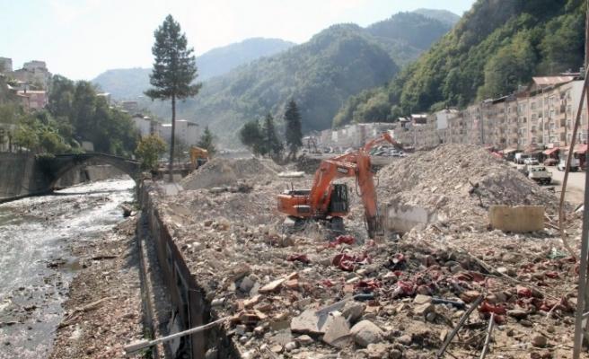 Dereli'de afetzedeler için ilk etapta 270 konut inşa edilecek