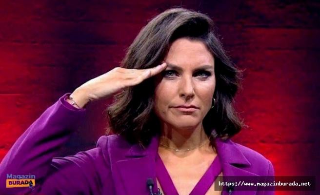 Ece Üner'den Kendisini Eleştirenlere Sert Cevap! ''Vatanını Kollamak İstemeyen...''