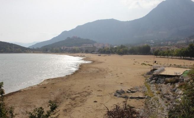 Eğirdir Gölü kırmızı alarm veriyor