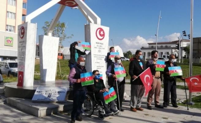 Engeliler Meclisi'nden Azerbaycan'a destek