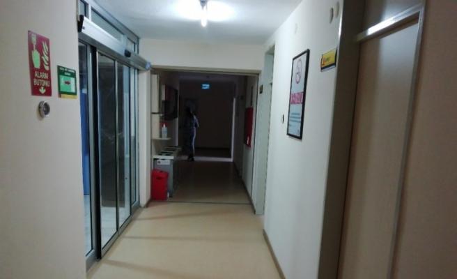 Eskişehir PTT binasında virüs iddiası