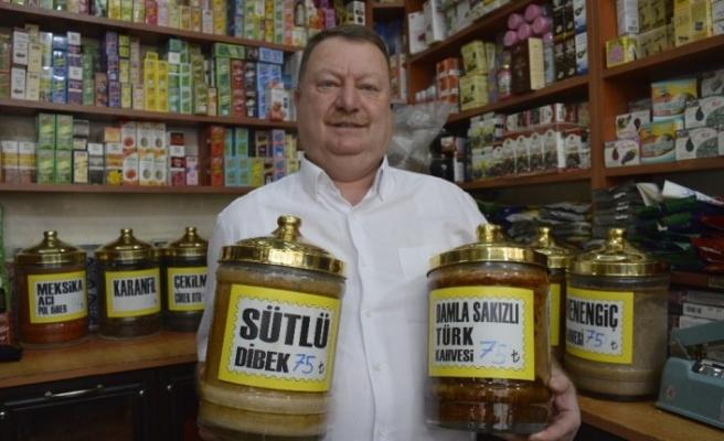 Farklı bir tat; aromalı Türk kahvesi
