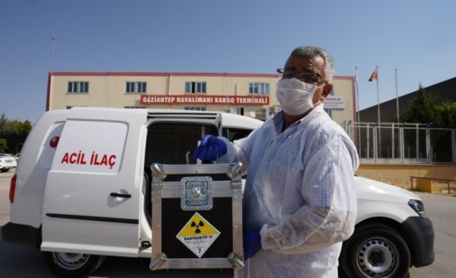 Gaziantep'te medikal sanayi hamlesi