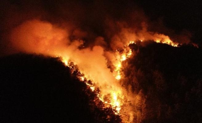 Havalar orman yangınları için kritik süreçte