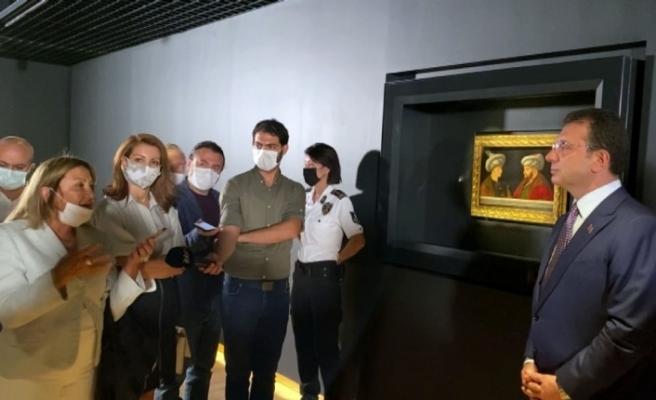 İBB, Gentile Bellini'nin diğer iki tablosunun peşinde