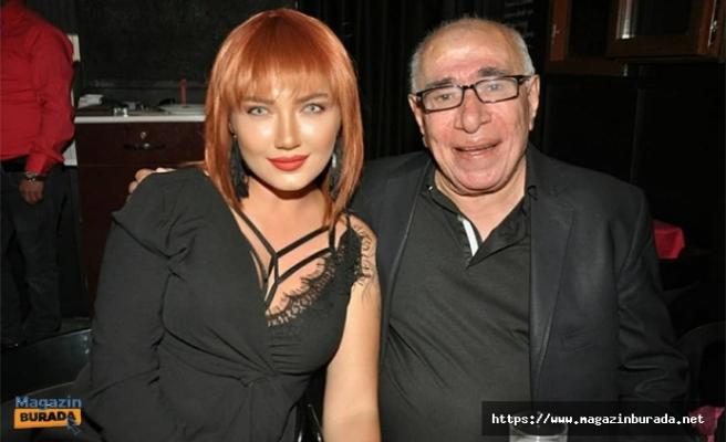İlyas Salman 45 Yıllık Eşi Gülser Salman ile İlk Kez Görüntülendi