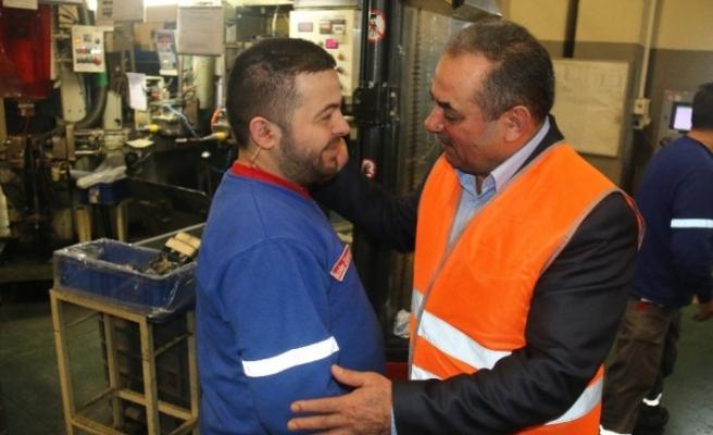 İşçinin korona virüs fedakarlığının ödüllendirilmesi isteniyor