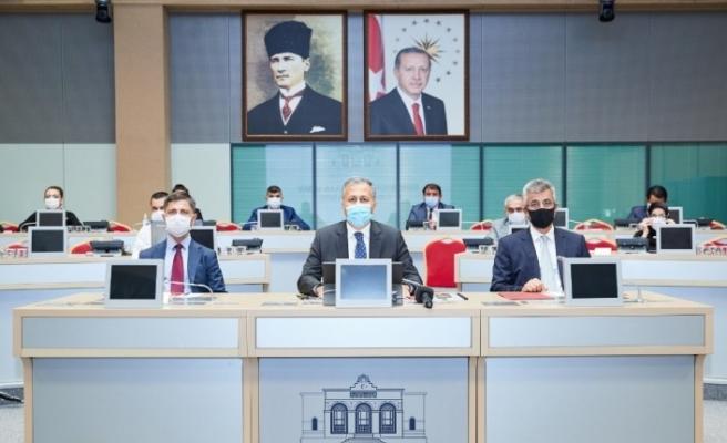 """İstanbul Valisi Ali Yerlikaya"""" Günlük yaklaşık 37 bin 38 bin test kapasitesine ulaştık"""""""