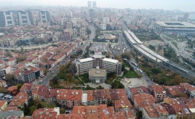 Kadıköy Belediye binası yıkılarak yeşil alan yapılacak