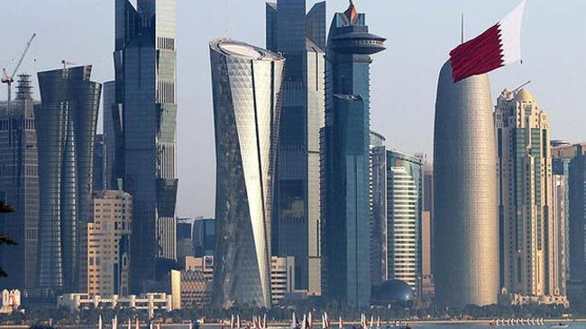 Katar'da market zincirlerinden Türk ürünlerine destek