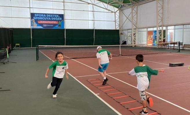 Kış Spor Okulları başladı