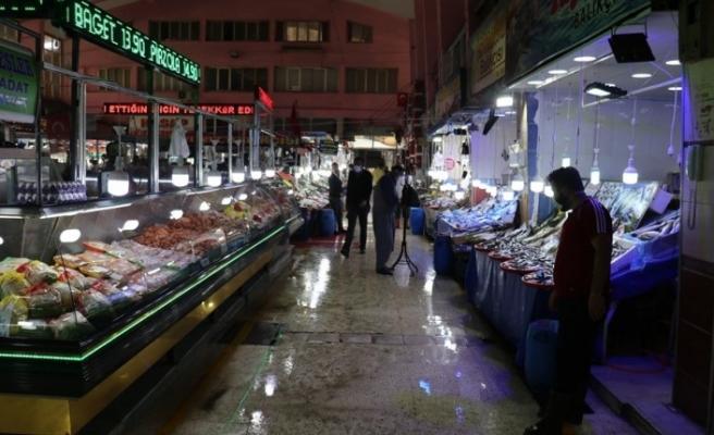 Korona virüs balık satışlarını da vurdu