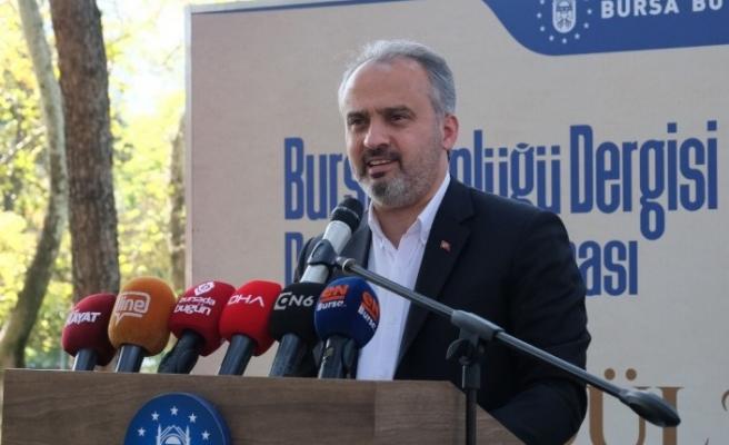 Kültür başkenti Bursa