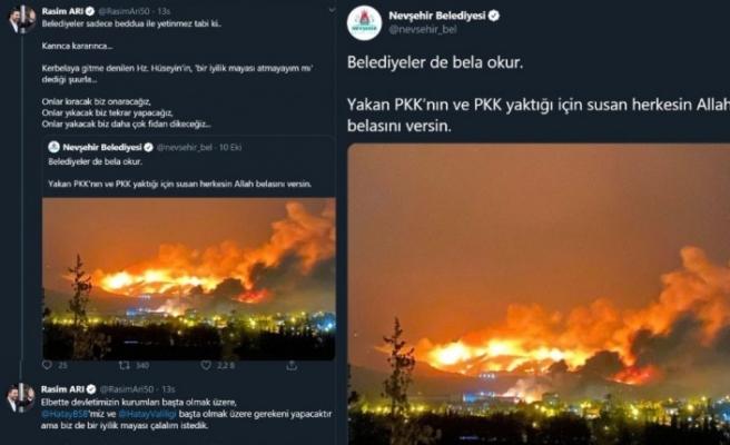 """Nevşehir Belediyesi: """"Belediyeler de bela okur"""""""
