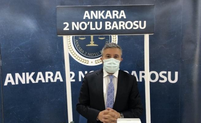 (Özel) Ankara'da ikinci baro için bin 520 imza toplandı