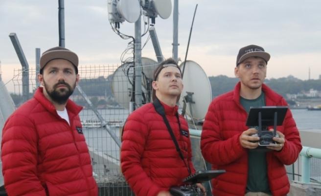 (ÖZEL) Rus film ekibi İstanbul'u tanıtacak