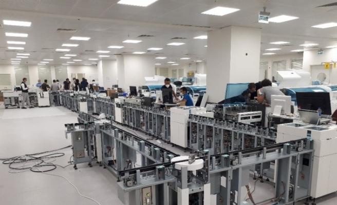 Prof. Dr. Cemil Taşcıoğlu Şehir Hastanesi'ne donanımlı laboratuvar