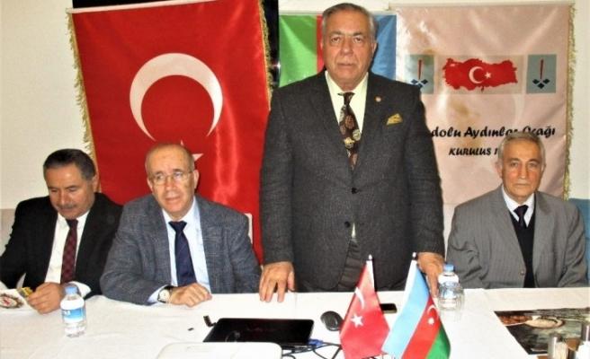 """Prof. Öztek: """"Karabağ zulmü ve soykırımı Azerbaycan'da olsun Türkiye'de olsun her Türk'ün kanayan yarasıdır"""""""