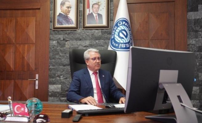 """Rektör Budak: """"Ermenistan, uluslararası hukuku çiğnemeye devam ediyor"""""""