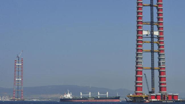 """""""Simgelerin köprüsü"""" Marmara'nın transit trafik yükünü sırtlayacak"""