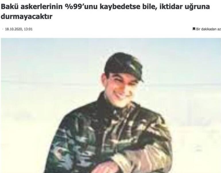 Ermenistan Skandallarına Bir Yenisini Daha Ekledi! Şimdi de Tarkan'ı Öldürdü…