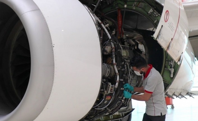 THY Teknik, Türkiye'nin en büyük uçak üs bakım hangarlarının açılışını yaptı
