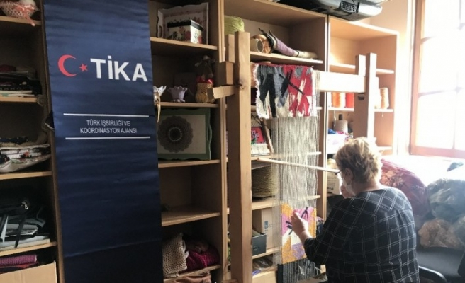 TİKA'dan Bosna Hersek'te kadınların güçlenmesine destek