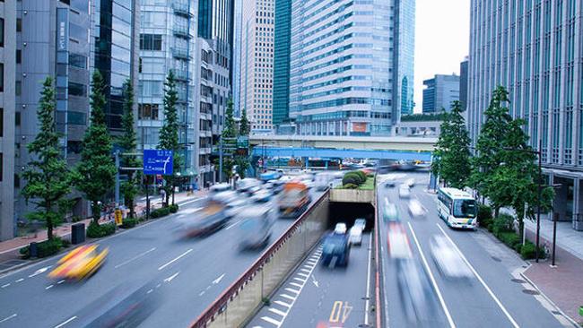Trafiğe 9 ayda 736 bin 543 aracın kaydı yapıldı