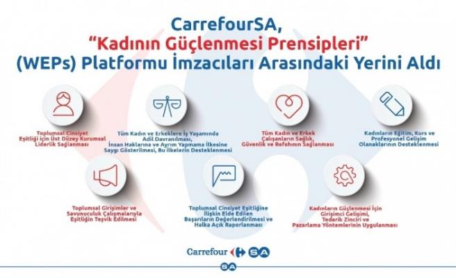 Türk market zinciri WEPs imzacıları arasına girdi