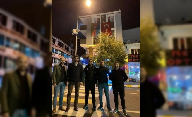 Türkav Ardahan'dan Azerbaycan'a destek
