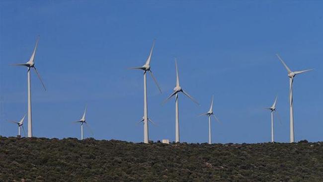 Türkiye, Avrupa'da rüzgar türbin ekipmanları üretiminde 5. sırada