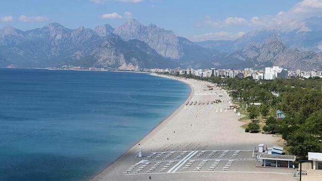 Türkiye 'güvenli turizmde' Avrupa'yı geride bıraktı