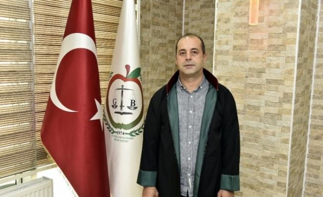 Türkiye'nin son bölge barosu son seçimine hazırlanıyor