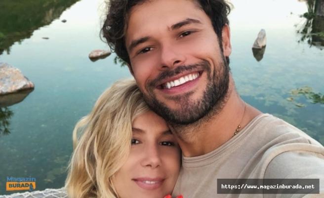 Walison Fonseca'nın Türk Eşi Melisa Pınar Paylaşımıyla Dikkat Çekti!