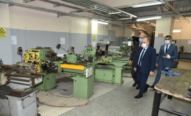 Yeşilyurt MYO, 'endüstriyel robotik kol'a kavuşacak