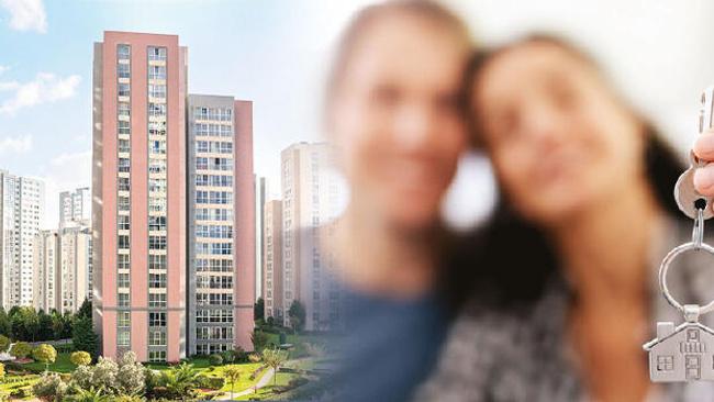 Yılın 9 ayında konut satışı geçen yıla göre yüzde 34.2 arttı; 1.1 milyon kişi ev sahibi oldu