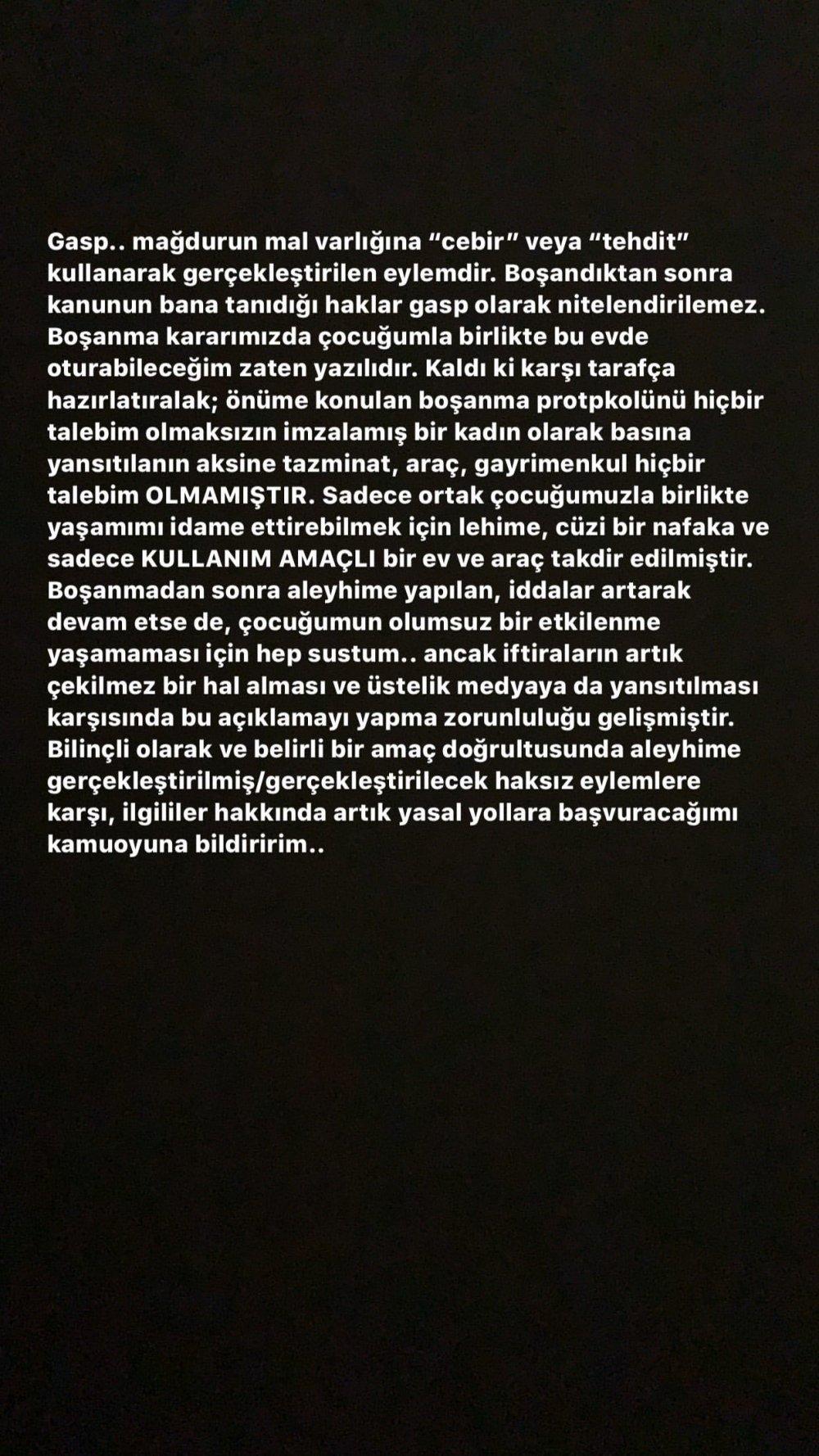 Özcan Deniz Açtı Ağzını Yumdu Gözünü! Eski Eşine Zehir Zemberek Sözler..