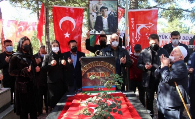 Abdullah Çatlı ölümünün 24. yılında mezarı başında anıldı