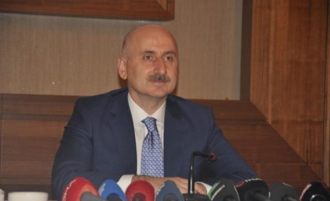 """Bakan Karaismailoğlu: """"TÜRKSAT 5A'yı Kasım ayı sonunda uzaya gönderiyoruz"""""""