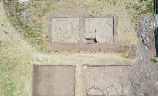 Batı Anadolu'nun ilk çiftçisinin iskeleti bulundu