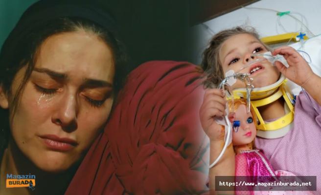 Bergüzar Korel Hıçkıra Hıçkıra Ağladı! 'Dua Edin Ne Olur Yaşasın'