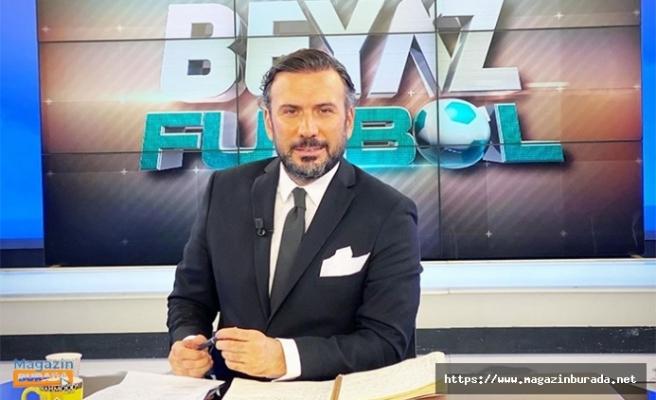 Beyaz TV Spikeri Ertem Şener Kanaldan Kovuldu! İşte Nedeni